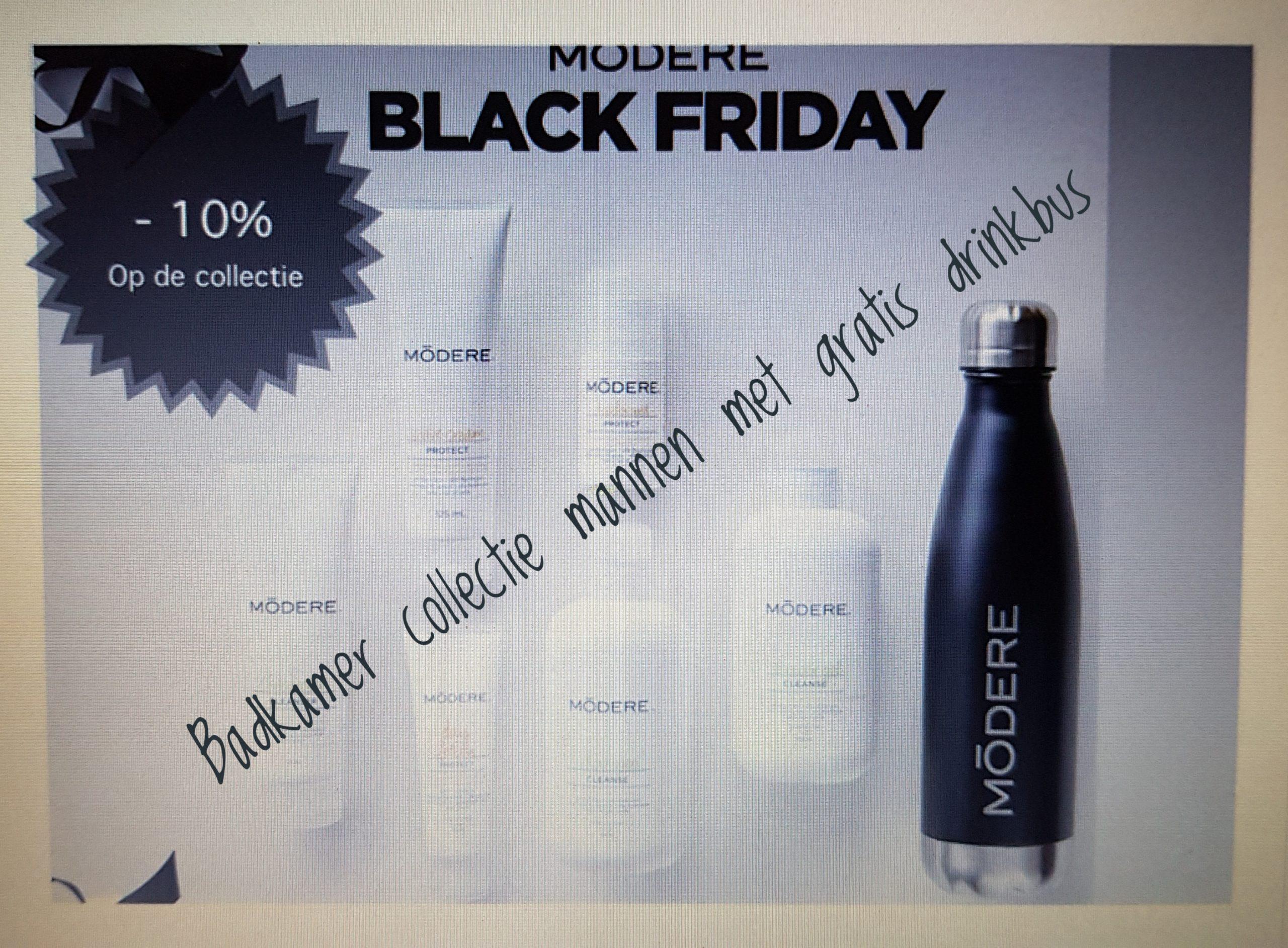 modere black friday