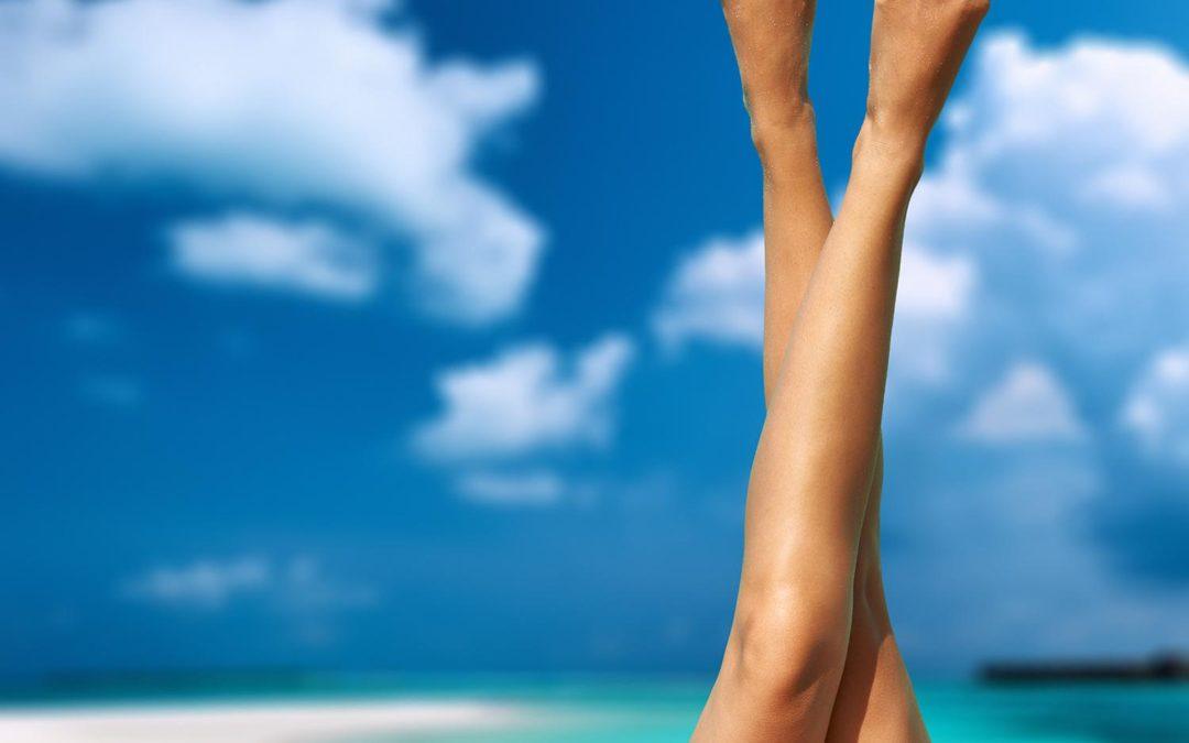 Lichte benen behandeling